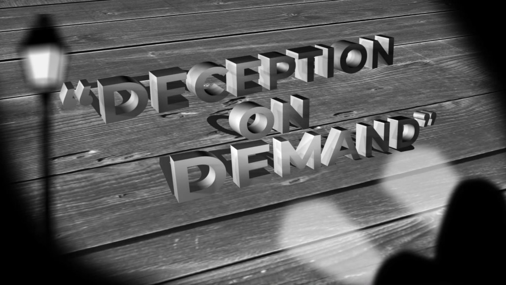 Deception On Demand